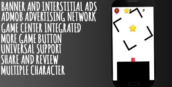 Circulating - Multi Character, Leaderboard, AdMob - CodeCanyon Item for Sale