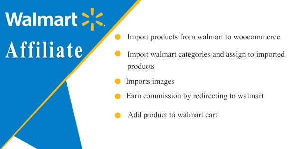 walmart to woocommerce affiliate - CodeCanyon Item for Sale