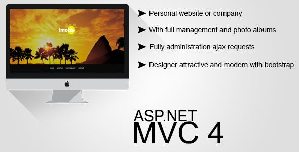 Personal website or company.
