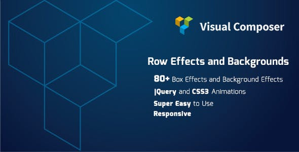 Row Animations and Backgrounds for Visual Composer