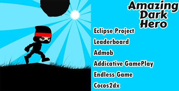 Amazing Dark Hero  - CodeCanyon Item for Sale