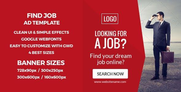 Multipurpose - GWD Ad Banner