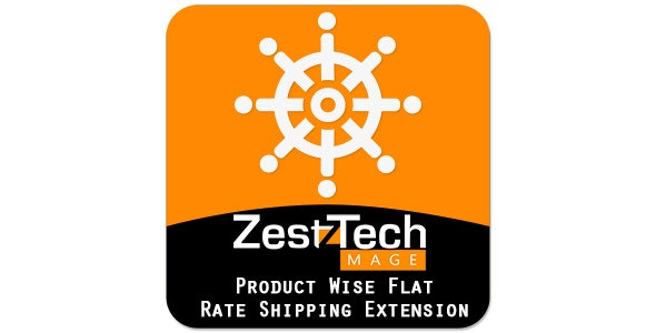 Zesttech Category & Product Based Shipping Rates - CodeCanyon Item for Sale