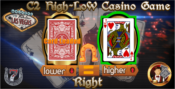 C2 High Low Game With Cheats - CodeCanyon Item for Sale