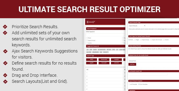 Ultimate Search Results Optimizer
