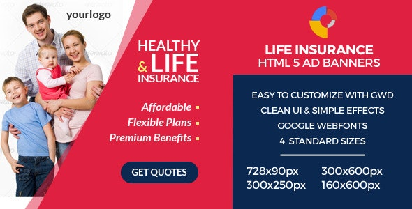 Business - HTML5 GWD Ad Banners - CodeCanyon Item for Sale