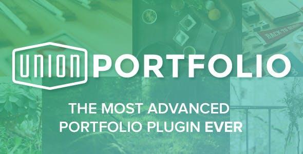 Union Portfolio - A Premium Wordpress Plugin
