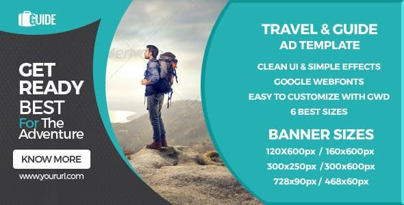 TRIP - GWD HTML5 Ad Banner