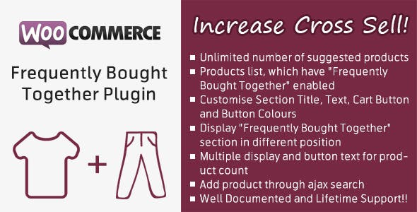 WooCommerce Frequently Bought Together Plugin