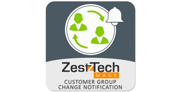 Email Notification On Customer Group Change