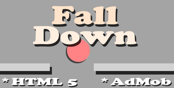Fall Down - CodeCanyon Item for Sale