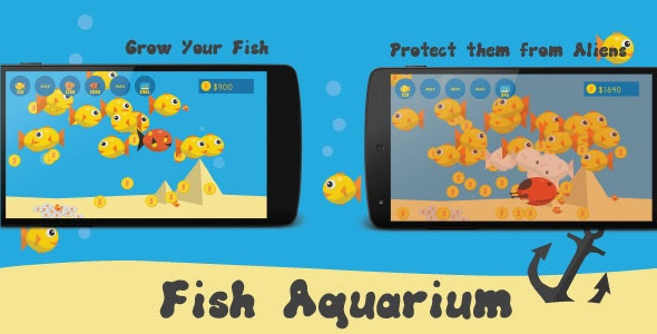 Fish Aquarium - CodeCanyon Item for Sale