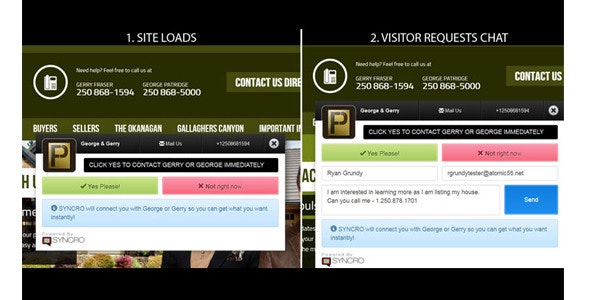 MUSE Chat Tool | Adobe Muse Widget - CodeCanyon Item for Sale