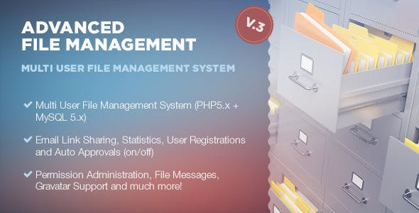 Advanced File Management        Nulled