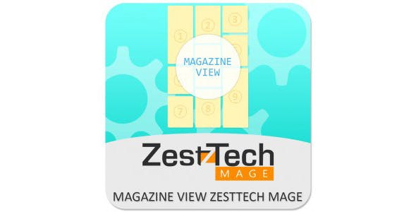 ZestTech Magazine View