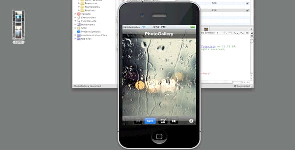 PhotoGallery - iOS Xcode Project