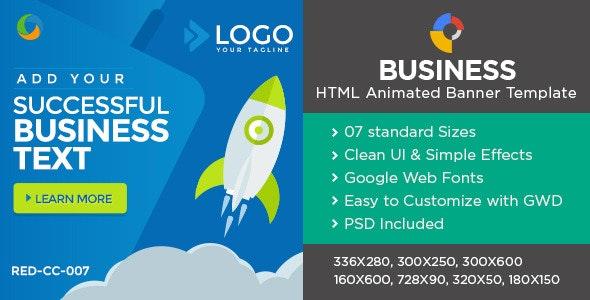 Multi Purpose Html5 Banners Google Web Designer By Hyov Codecanyon
