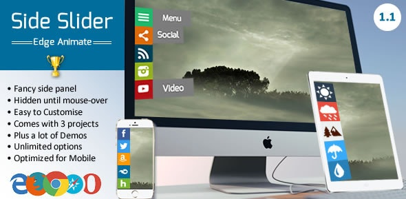 Side Slider - Advanced Animated - CodeCanyon Item for Sale