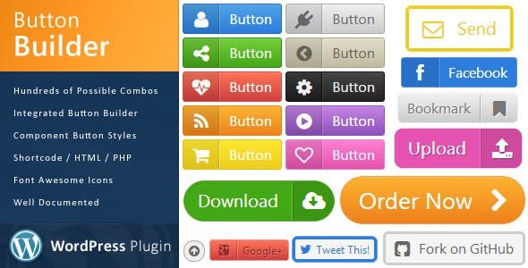 WordPress Button Builder