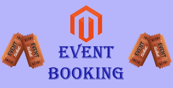 Magento Event Booking - CodeCanyon Item for Sale
