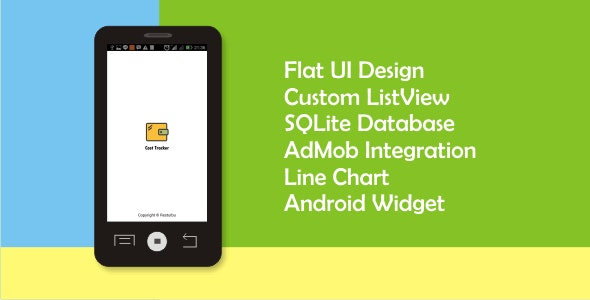Cost Tracker with Admob - CodeCanyon Item for Sale