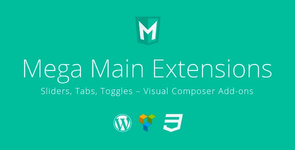 Sliders, Tabs, Toggles - Visual Composer Addons