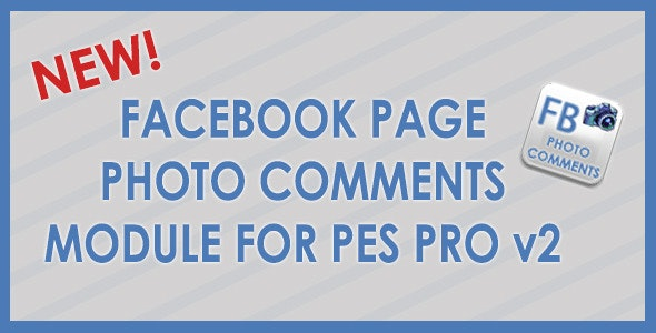 Facebook Photo Comments for PES Pro v2 - CodeCanyon Item for Sale