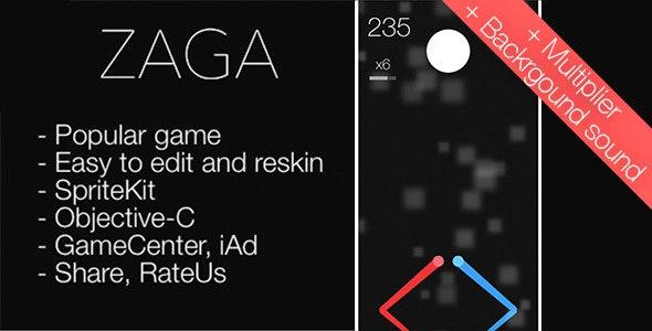 ZAGA - CodeCanyon Item for Sale