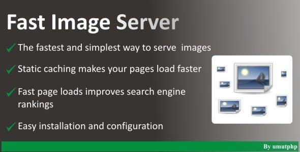 Fast Image Server