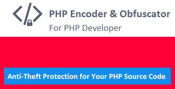 PHP Encoder & Obfuscator
