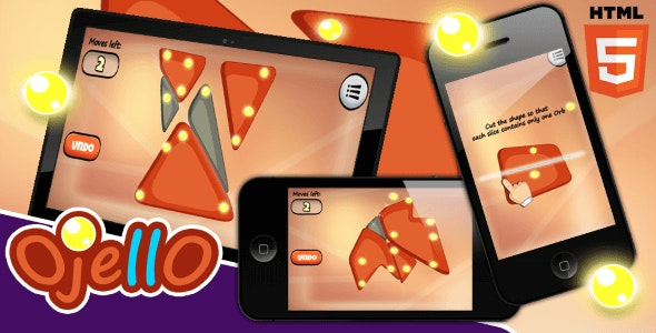 Ojello - HTML5 Puzzle Game - CodeCanyon Item for Sale