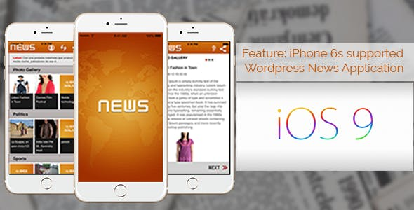 News Application iOS