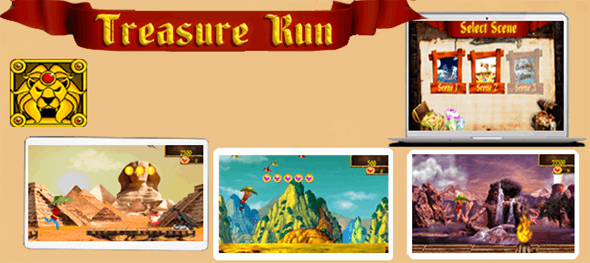 Leo The  Runner Corona SDK Game Android / iOS - CodeCanyon Item for Sale