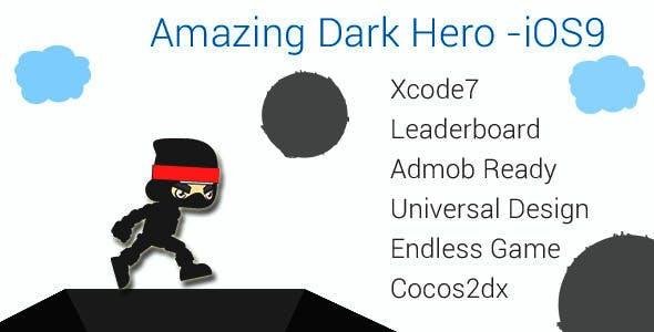 Amazing Rush Hero - Gamecenter + Admob