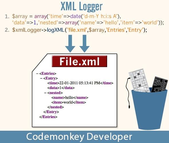 XML Logger - CodeCanyon Item for Sale