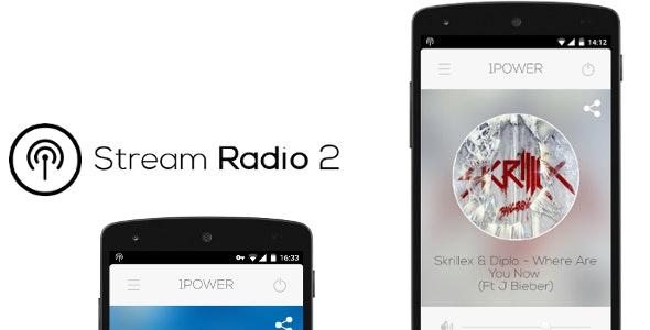 Stream Radio 2 - Single Station - CodeCanyon Item for Sale