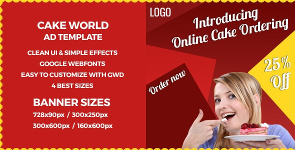 Sales - GWD Ad Banner HTML5 - CodeCanyon Item for Sale