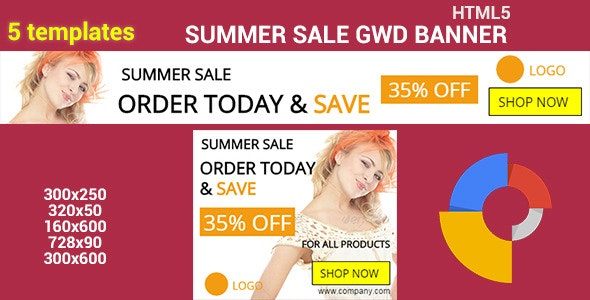 HTML5 GWD Summer Sale - 09 - CodeCanyon Item for Sale