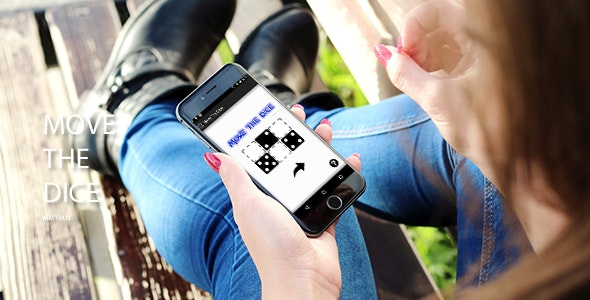 Move The Dice game with Admob - CodeCanyon Item for Sale