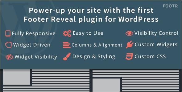 Revealer WordPress Plugins from CodeCanyon