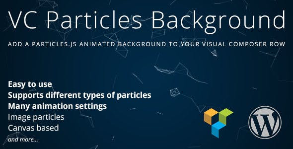 VC Particles Background