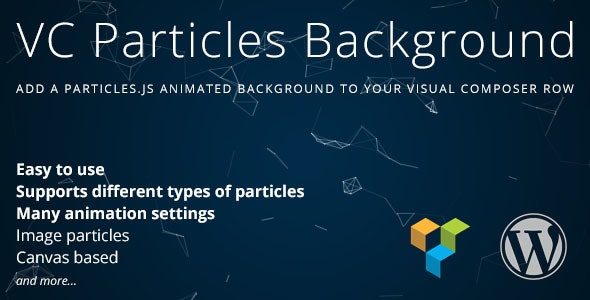 VC Particles Background by boom-apps | CodeCanyon