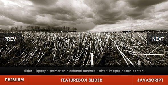 Featured Box Slider