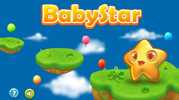 Baby Star Game - CodeCanyon Item for Sale