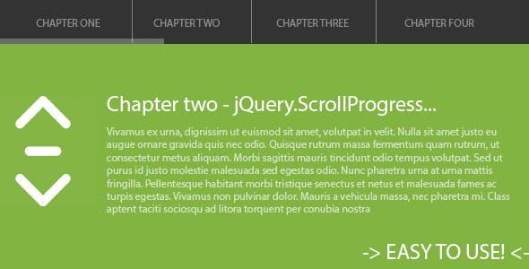 Scroll Progress