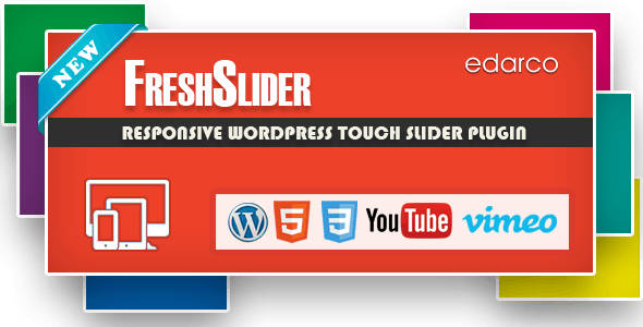 FreshSlider - Responsive WordPress Slider Plugin - CodeCanyon Item for Sale