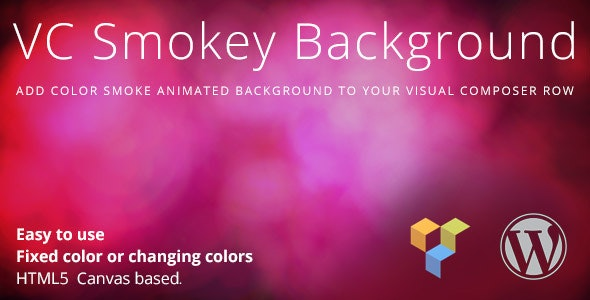 VC Smokey Background - CodeCanyon Item for Sale