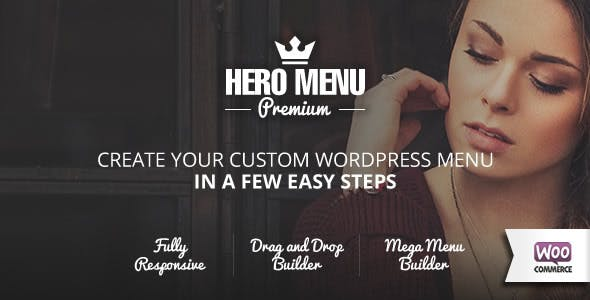 Hero Menu - Responsive WordPress Mega Menu Plugin        Nulled