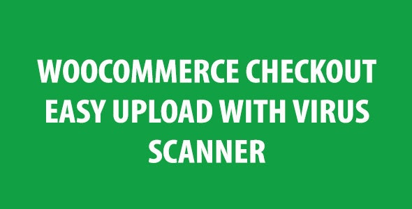 WooCommerce Checkout Easy Upload - CodeCanyon Item for Sale