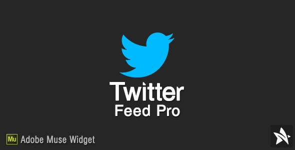 Twitter Feed Pro for Adobe Muse